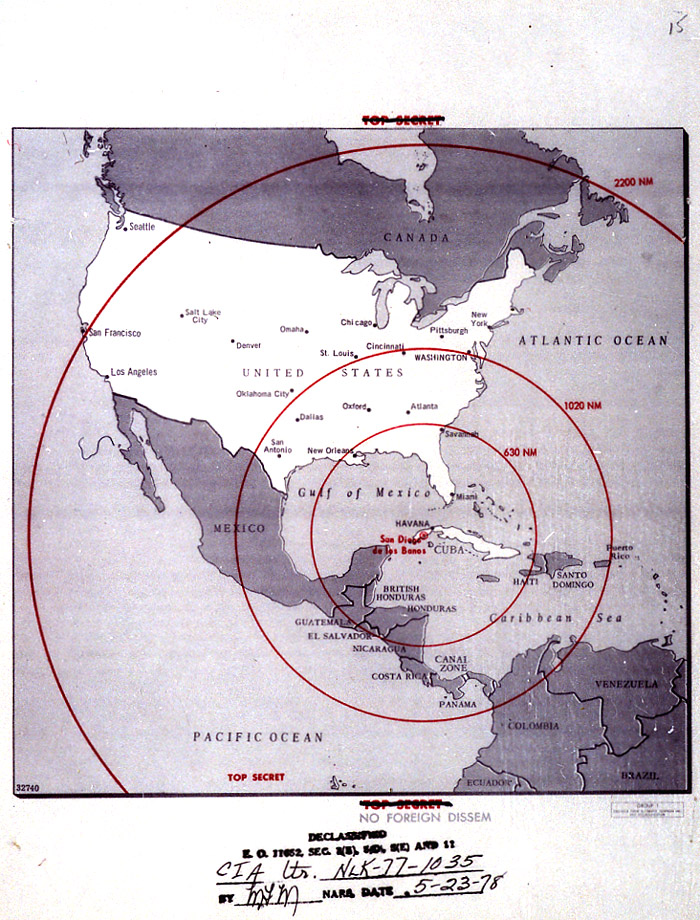 cuban missile crisis For nearly forty years most american accounts of the cuban missile crisis of have left cuba out of the story with the blockbuster film thirteen days the.